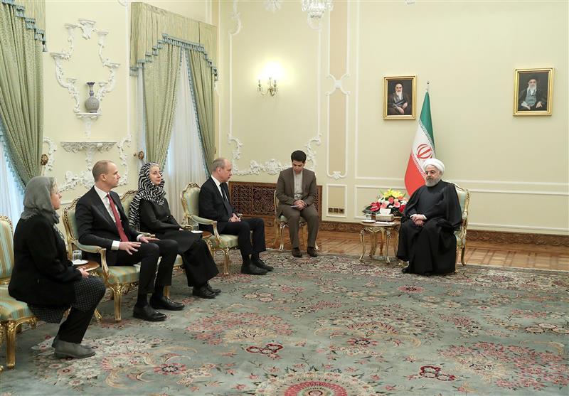 روحانی: نظارت آژانس انرژی اتمی بر فعالیتهای هستهای ایران ادامه خواهد داشت
