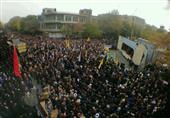 راهپیمایی باشکوه مردم تبریز علیه آشوبگران / فریاد همبستگی مردم در محکومیت اغتشاشگران