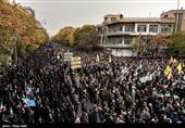Iranians Stage Massive Demonstrations against Riots in Country (+Video)