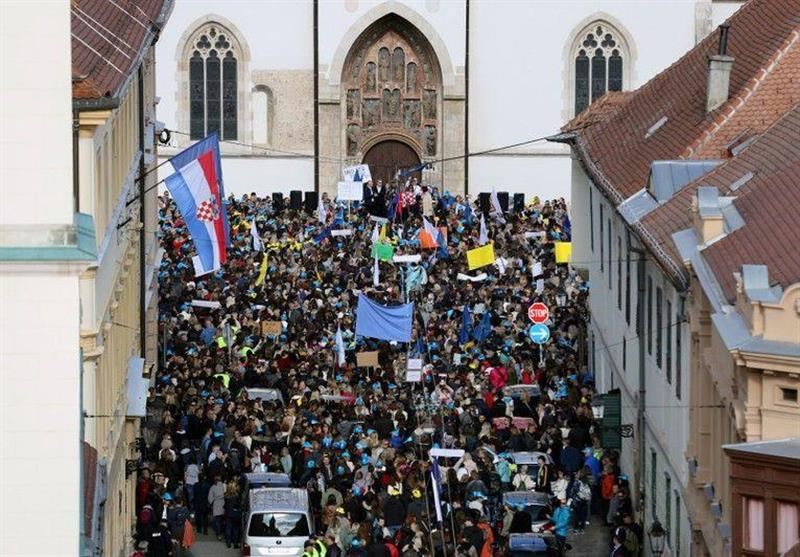 Croatian Teachers Escalate Strike to Step Up Pressure on Govt.