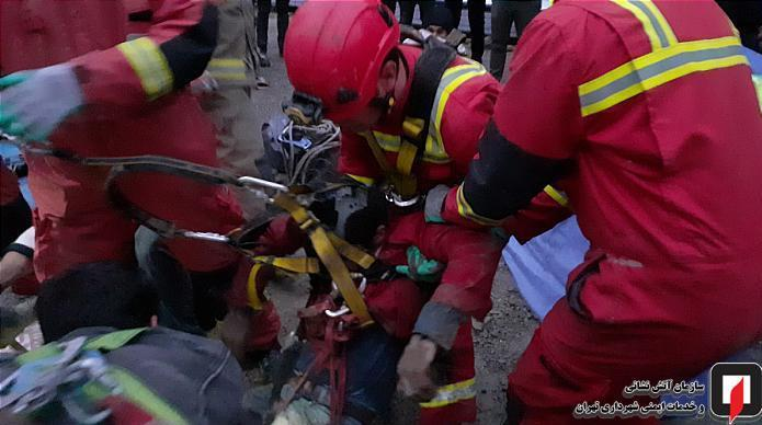 آتشنشانی , سازمان آتشنشانی تهران ,