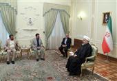 روحانی: ایران براساس وظیفه شرعی و دینی در کنار مردم یمن خواهد ایستاد