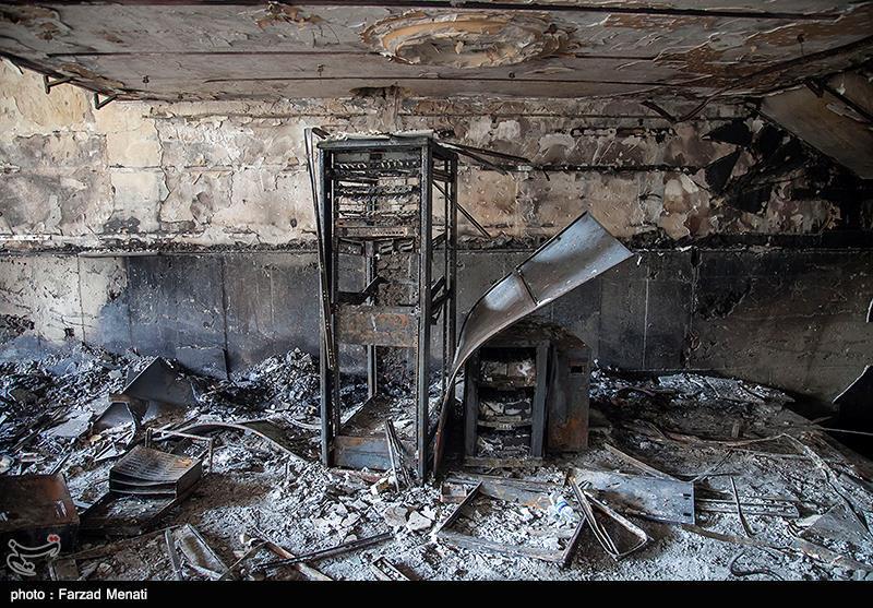 تهران  اغتشاشگران 1000 میلیارد ریال به زیرساختهای رباطکریم خسارت وارد کردند