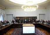 ایران..انعقاد اجتماع المجلس الأعلى للتنسیق الاقتصادی
