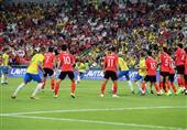 پیروزی قاطع برزیل مقابل کرهجنوبی در بازی دوستانه