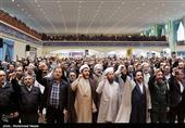 ثبت برگ زرین دیگری در تاریخ مردم گلستان / محکومیت فتنه دشمن از سوی شیعه و سنی+فیلم