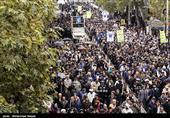 راهپیمایی باشکوه مردم قزوین علیه اغتشاشگران برگزار میشود