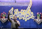 مداحی امیر عباسی برای شهدای مدافع امنیت+فیلم