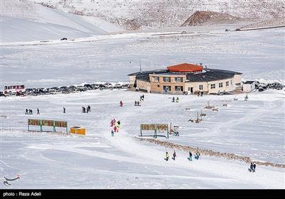 ایران کے شمال مغربی علاقے میں واقع سھند اسکی ریزورٹ کی تصویری جھلکیاں