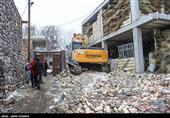30 درصد مناطق زلزله زده آذربایجان شرقی آواربرداری شد