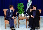 عراق| آزادی 2400 تظاهراتکننده از زندان/ دیدار سفیران آمریکا و انگلیس با حلبوسی و حکیم