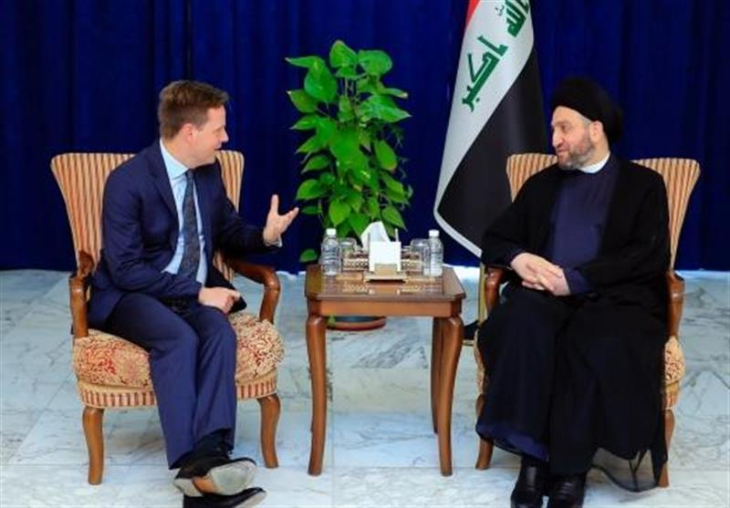 عراق  آزادی 2400 تظاهراتکننده از زندان/ دیدار سفیران آمریکا و انگلیس با حلبوسی و حکیم