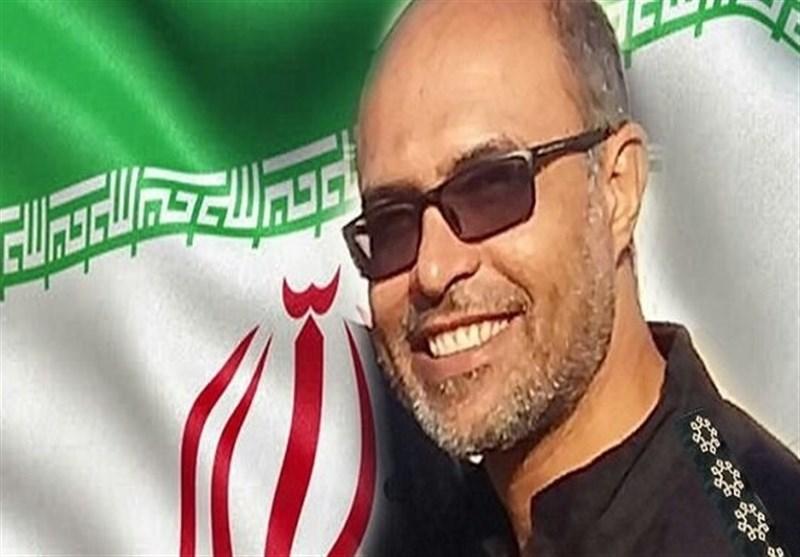 تشییع باشکوه پیکر شهید مدافع امنیت در شوش / شهید صیادی در خانه ابدی آرام گرفت
