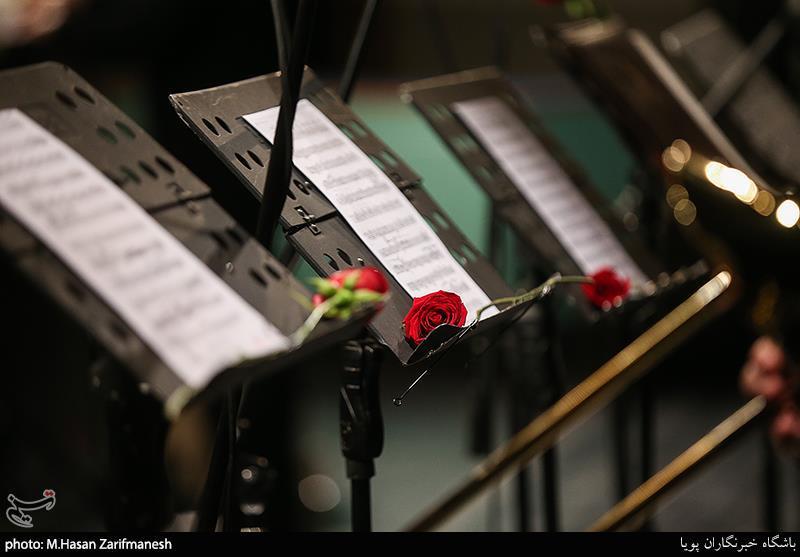 ارکستر سمفونیک تهران , موسیقی ,