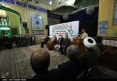 مراسم تقدیر از فعالان اربعین حسینی استان قزوین برگزار شد+ تصاویر