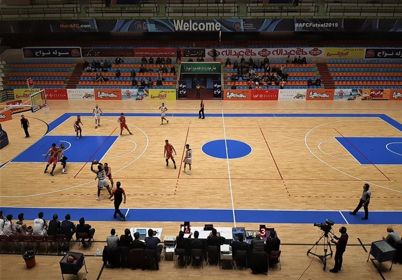 لیگ برتر بسکتبال| شکست خانگی توفارقان آذرشهر در مصاف با شورا و شهرداری قزوین