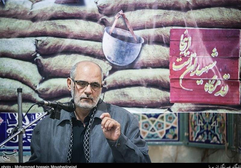 سردار اللهکرم در مشهد: نیروهای انقلابی فتنه 98 آمریکایی مقابله کردند / آرامش کشور را مدیون رهبر معظم انقلاب هستیم