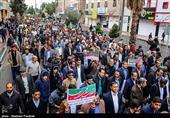 ایران بھرمیں اسلامی نظام کی حمایت اور شرپسندوں کے خلاف زبردست مظاہرے+ تصاویر,ویڈیو
