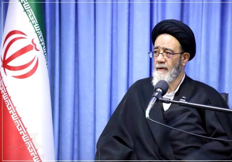امام جمعه تبریز: مردم در اتفاقات اخیر عظمت و قدرت خود را نشان دادند