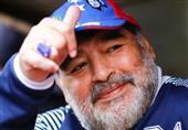 موافقت مارادونا با کاهش حقوقش برای جبران ضررهای کرونا به «خیمناسیا»