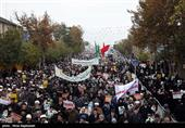 Iranians Held Rallies in Support of Establishment after Friday Prayers (+Video)