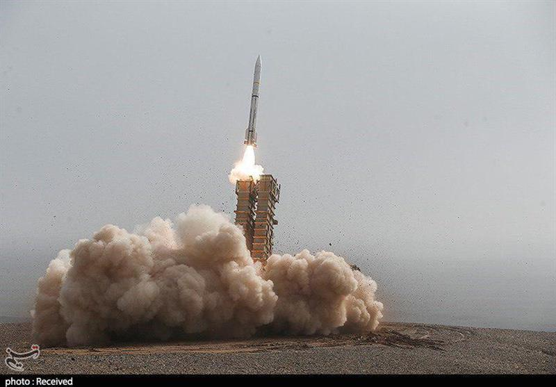 رزمایش پدافند هوایی| اولین حضور سامانه موشکی 15 خرداد در رزمایش و انهدام اهداف با موشک صیاد3