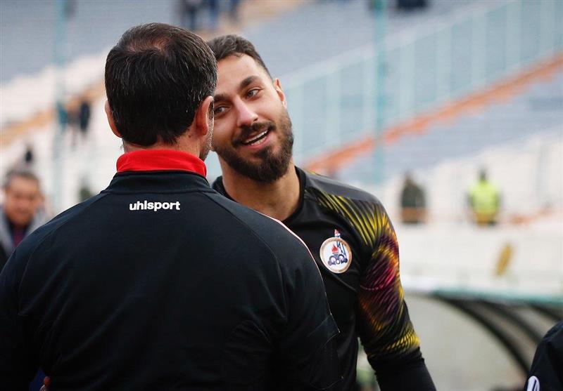 مکانی: با تعطیلی برخی برنامههای ورزشی آرامش به فوتبال ایران بازگشته است/ تا آخر عمر پرسپولیسی هستم