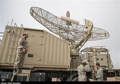 """رادار """"سروش"""" نیروی پدافند هوایی ارتش رونمایی شد"""