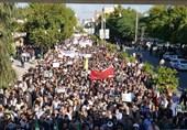 مردم قزوین اغتشاشگران را همراهی نکردند / ملت ایران دست از آرمانهای انقلاب اسلامی برنخواهند داشت