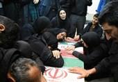 پیکر شهید «غلامی یاراحمدی» در خرمآباد تشییع شد