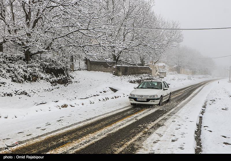هواشناسی ایران| پیشبینی برف و باران 2 روزه در 27 استان/هشدار آبگرفتگی و برخورد صاعقه