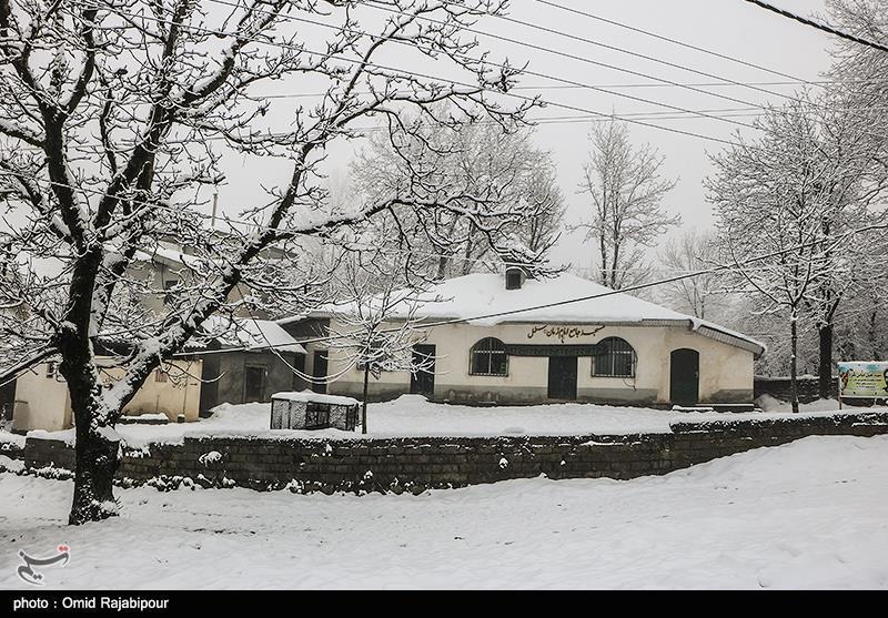 هواشناسی ایران 1398/09/12| بارش سنگین برف و باران در راه است