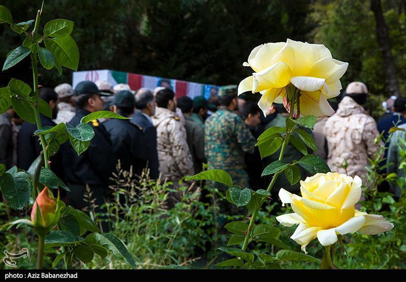 2 شهید مدافع حرم در کاشان تشییع میشوند