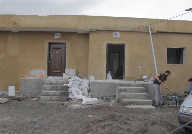 بازسازی خانههای سیلزدگان گلستانی به پایان رسید