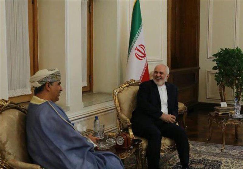 Omani, Hungarian Envoys Meet with Zarif in Tehran
