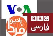 رسانههای بیگانه در یک جنگ تمام عیار رسانهای نا امیدی به کشور تزریق میکنند