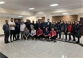 بازگشت هروی به اردوی تیم ملی کاراته/ ضیافت شام ملیپوشان با حضور طباطبایی