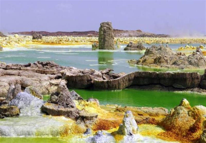Place Discovered on Earth with No Microbial Life