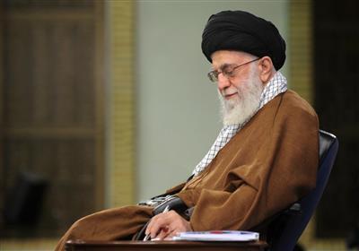 پیام تسلیت امام خامنهای درپی درگذشت حاج هاشم امانی