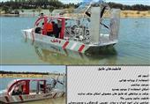 ساخت شناور کمک به سیلزدگان توسط دانشمندان ایرانی