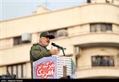 IRGC Chief Warns Enemies against Crossing Red Lines