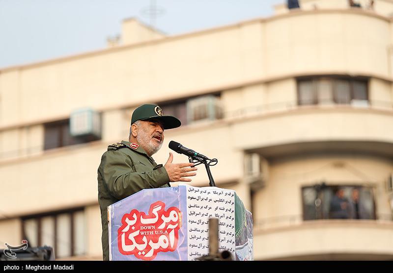 IRGC Chief Vows Harsh Revenge for General Soleimani's Assassination