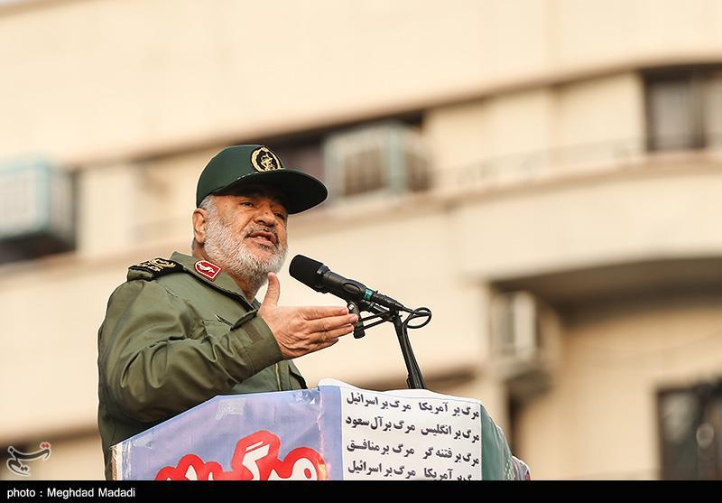 IRGC Chief: Israel's Evil Acts to Backfire