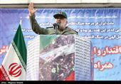 سرلشکر سلامی: هرکه با اسرائیل باشد به سرنوشت آنها دچار میشود/ مثل همیشه حامی فلسطین هستیم