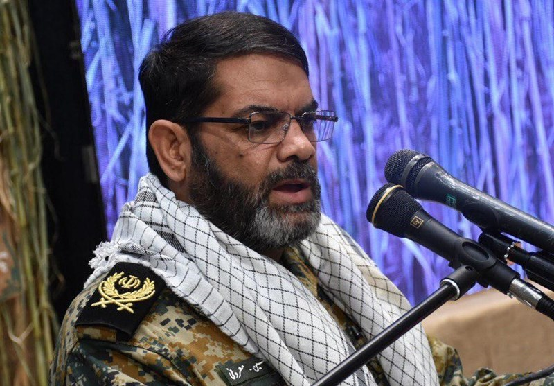 سردار معروفی: بصیرت مردم مهمترین مولفه قدرت انقلاب اسلامی است