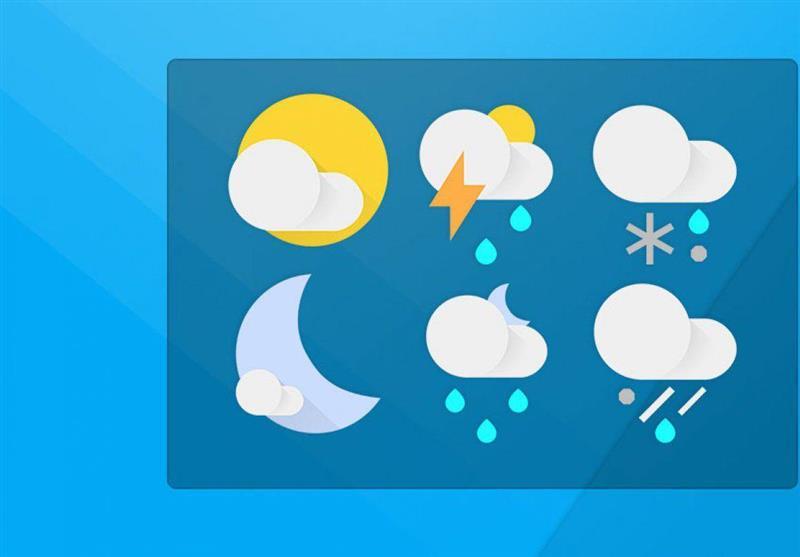 اخبار هواشناسی ایران| فردا منتظر موج جدید بارش باشید