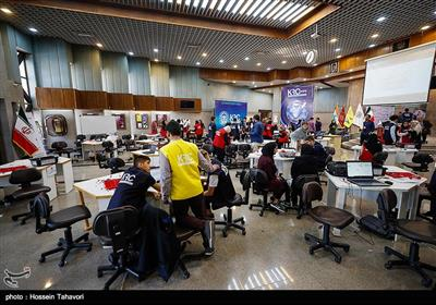 در این دوره از مسابقات۱۴ تیم از ۱۴ کشور در قالب ۵۱ شرکت کننده و مربی که هر تیم در قالب ۳ نفر در مسابقات حضور پیدا کردند.