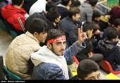 تجمع اعتراضی دانشجویان بسیجی نسبت به سوء تدبیر برخی دولتمردان در اقتصاد