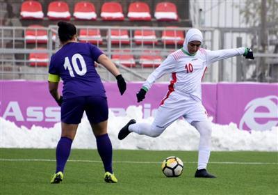Iran's Women Unchanged in FIFA Ranking - Sports news