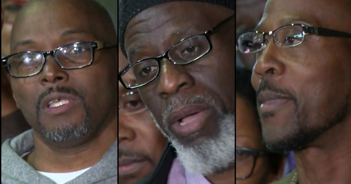 3 مرد آمریکایی پس از تحمل 36 سال حبس با اثبات بیگناهی از زندان آزاد شدند!